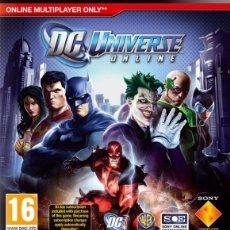 Videojuegos y Consolas: PS3 DC UNIVERSE. Lote 82403978