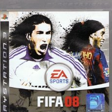 Videojuegos y Consolas: PLAYSTATION 3 FIFA 08 . Lote 82930216
