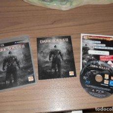 Videojuegos y Consolas: DARK SOULS II COMPLETO PLAYSTATION 3 PAL ESPAÑA CASTELLANO. Lote 83121804