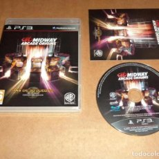 Midway Arcade Origins , completo para Sony Playstation 3 / PS 3 , Pal