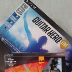 Videojuegos y Consolas: INFINITY 3.0 STAR WARS - 3 PS3. Lote 84182652