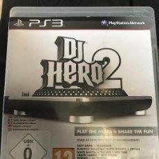 Videojuegos y Consolas: JUEGO PS3 DJ HERO 2 . Lote 84605004