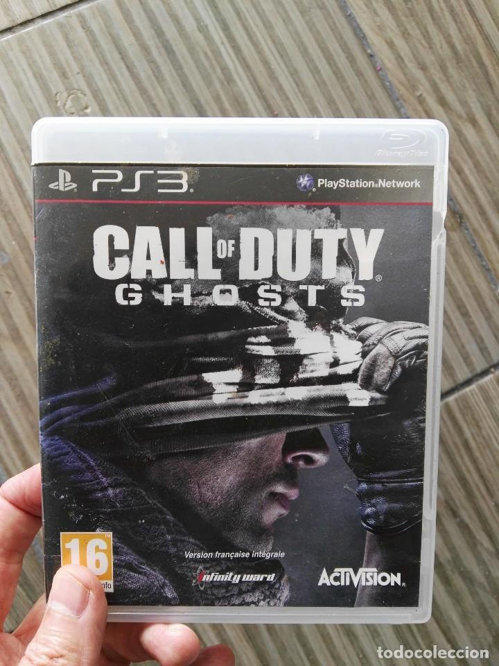JUEGO DE PS3 CALL OF DUTY (Juguetes - Videojuegos y Consolas - Sony - PS3)