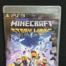 Videojuegos y Consolas: PS3 MINECRAFT STORY MODE A TELLTALE GAMES SERIES. Lote 90388746
