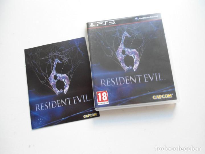RESIDENT EVIL 6 - PS3 - EN ESPAÑOL - JUEGO COMO NUEVO - (SONY PLAYSTATION 3) (Juguetes - Videojuegos y Consolas - Sony - PS3)