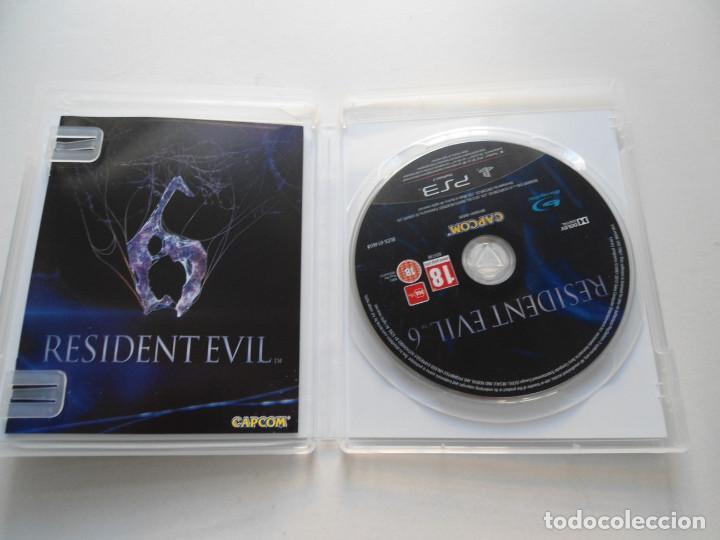 Videojuegos y Consolas: RESIDENT EVIL 6 - PS3 - EN ESPAÑOL - JUEGO COMO NUEVO - (Sony PlayStation 3) - Foto 2 - 95770256