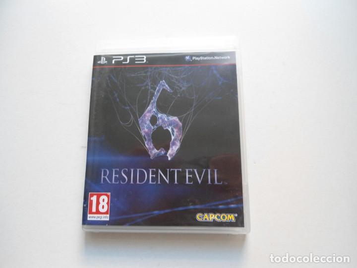 Videojuegos y Consolas: RESIDENT EVIL 6 - PS3 - EN ESPAÑOL - JUEGO COMO NUEVO - (Sony PlayStation 3) - Foto 3 - 95770256