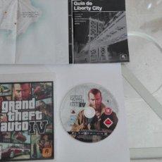 Videojuegos y Consolas: PS3 GRAND THEFT AUTO IV VERSION ESPAÑOLA. Lote 94926531