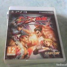 Videojuegos y Consolas: JUEGO PS3 STREET FIGHTER X TEKKEN. Lote 96102252