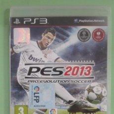 Videojuegos y Consolas: PES 2013. Lote 210416491