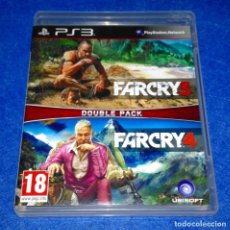 Videojuegos y Consolas: PLAYSTATION 3 PS3 --- FAR CRY DOUBLE PACK. Lote 95568723