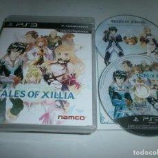 Videojuegos y Consolas: TALES OF XILLIA DAY ONE EDITION PLAYSTATION 3 PAL ESPAÑA. Lote 95749935