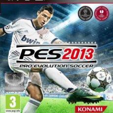 Videojuegos y Consolas: PES 2013 PS3. Lote 96052116