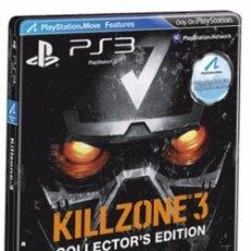 Videojuegos y Consolas: R4 - KILLZONE 3. EDICION COLECCIONISTA. JUEGO. SONY. PLAYSTATION 3. PS3. PAL.. Lote 109342403