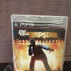 Videojuegos y Consolas: DEF JAM RAPSTAR CON MICRÓFONO PS3. Lote 97610539