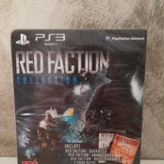 Videojuegos y Consolas: RED FACTION COLLECTION PS3. Lote 97802095