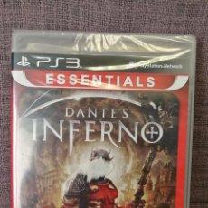 Videojuegos y Consolas: DANTES INFERNO PS3. Lote 97848003
