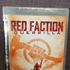 Videojuegos y Consolas: RED FACTION PS3. Lote 97848435