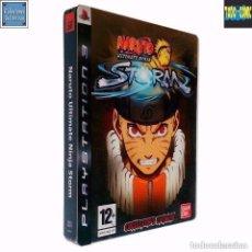 Videojuegos y Consolas: NARUTO ULTIMATE NINJA STORM / JUEGO PLAYSTATION 3 PLAY STATION PS3 / PAL / BANDAI 2008 (ED COL.). Lote 99149207