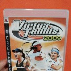 Videojuegos y Consolas: JUEGO PS3 VIRTUAL TENNIS 2009 . Lote 99831459
