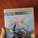 Videojuegos y Consolas: JUEGO PS3 DAMAGE PACIFIC SQUADRON (NUEVO SIN DESPRECINTAR). Lote 99895223