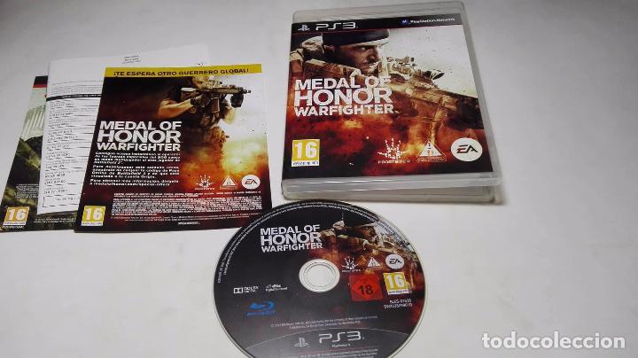 Medal of Honor Warfighter ( PLAYSTATION 3 - PAL - ESPAÑA) 014 segunda mano