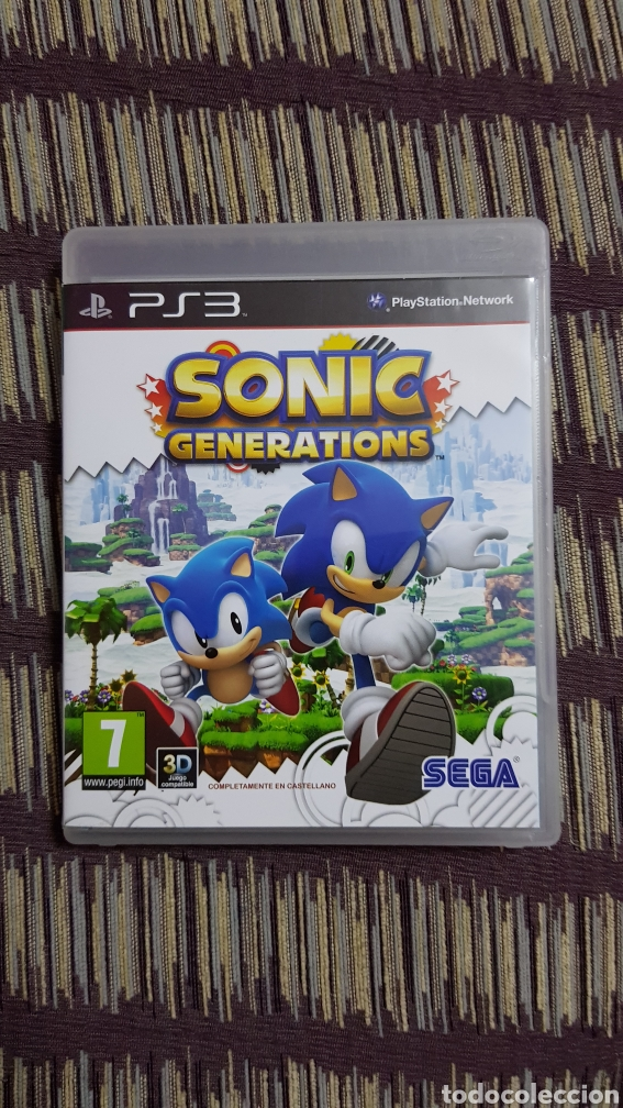 Ps3 sonic generations para playstation - Sold through Direct