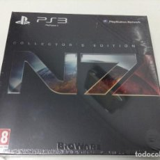 Videojuegos y Consolas: MASS EFFECT 3 COLLECTOR'S EDITION. Lote 101626179