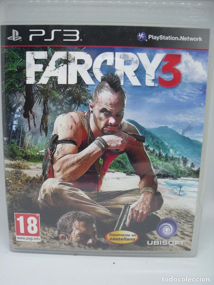 JUEGO PLAYSTATION 3 FARCRY 3 (Juguetes - Videojuegos y Consolas - Sony - PS3)