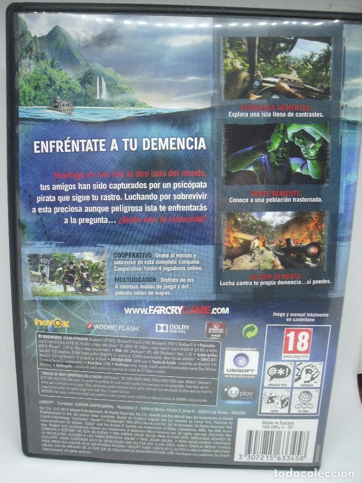Videojuegos y Consolas: JUEGO PLAYSTATION 3 FARCRY 3 - Foto 2 - 102500175