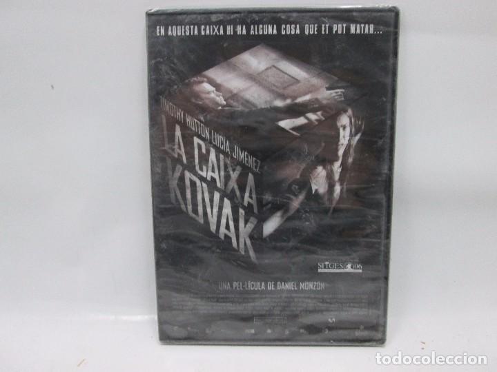 LA CAIXA KOVAK- DANIEL NONZÓN- TIMOTHY HUTTON - SITGES 2006 - CAT, ESP, ENGLISH (Juguetes - Videojuegos y Consolas - Sony - PS3)