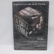 Videojuegos y Consolas: LA CAIXA KOVAK- DANIEL NONZÓN- TIMOTHY HUTTON - SITGES 2006 - CAT, ESP, ENGLISH. Lote 102759451