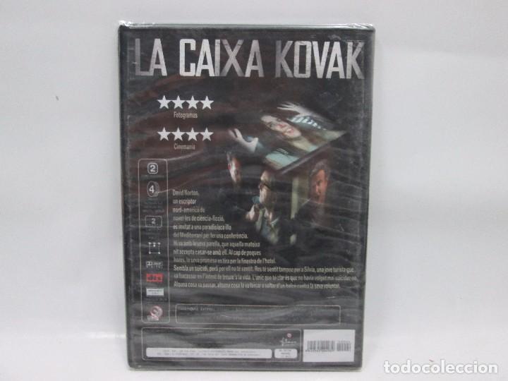 Videojuegos y Consolas: LA CAIXA KOVAK- DANIEL NONZÓN- TIMOTHY HUTTON - SITGES 2006 - CAT, ESP, ENGLISH - Foto 2 - 102759451