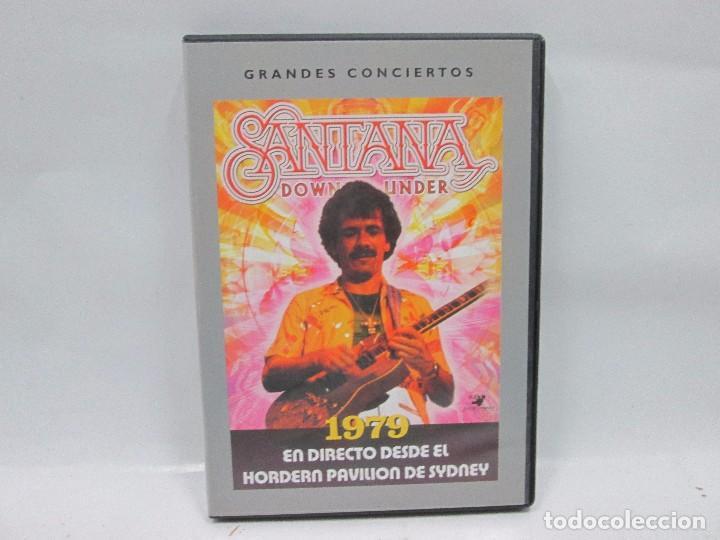 GRANDES CONCIERTOS SANTANA - 1979 - CONCIERTO EN DIRECTO HORDERN PAVILLON SYDNEY (Juguetes - Videojuegos y Consolas - Sony - PS3)