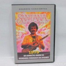 Videojuegos y Consolas: GRANDES CONCIERTOS SANTANA - 1979 - CONCIERTO EN DIRECTO HORDERN PAVILLON SYDNEY. Lote 102759655