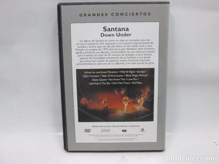 Videojuegos y Consolas: GRANDES CONCIERTOS SANTANA - 1979 - CONCIERTO EN DIRECTO HORDERN PAVILLON SYDNEY - Foto 2 - 102759655