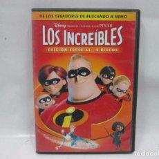 Videojuegos y Consolas: LOS INCREIBLES - EDICIÓN ESPECIAL - 2 DISCOS - DISNEY - PIXAR - 2005 . Lote 102760183