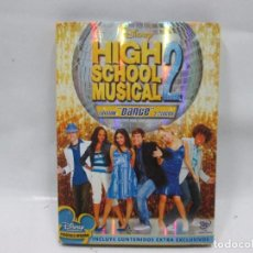 Videojuegos y Consolas: HIGH SCHOOL MUSICAL 2 - EDICIÓN ESPECIAL DANCE - 2 DISCOS - DISNEY - M.EXTRA. Lote 102760343