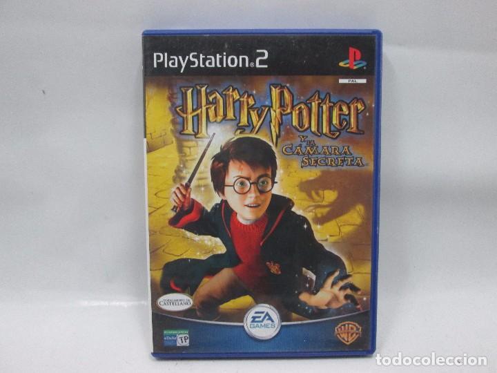 Juego Play Station 2 Harry Potter Y La Camara Comprar