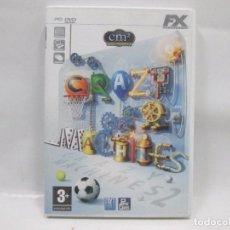 Videojuegos y Consolas: JUEGO PC - CRAZY MACHINES 2 - FUNCIONANDO . Lote 102761675