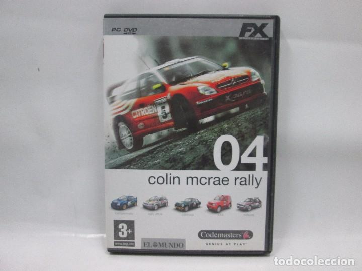 JUEGO PC - COLIN MCRAE RALLY 04 - FUNCIONANDO (Juguetes - Videojuegos y Consolas - Sony - PS3)