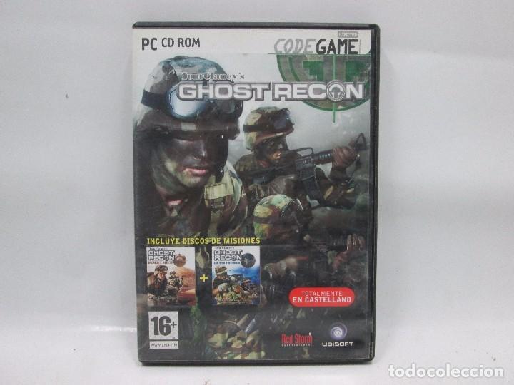 JUEGO PC - TOM CLANCY'S - GHOST RECON - CASTELLANO - FUNCIONANDO (Juguetes - Videojuegos y Consolas - Sony - PS3)