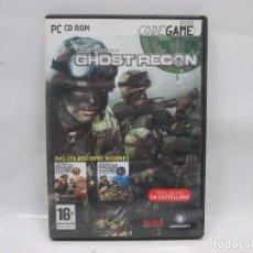 Videojuegos y Consolas: JUEGO PC - TOM CLANCY'S - GHOST RECON - CASTELLANO - FUNCIONANDO . Lote 102761967