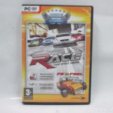 Videojuegos y Consolas: JUEGO PC - RACE THE WTCC GAME - FUNCIONANDO . Lote 102762063