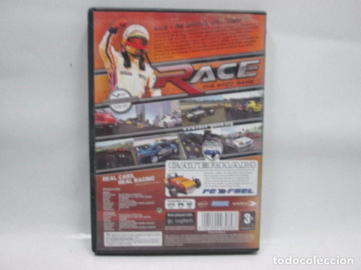 Videojuegos y Consolas: JUEGO PC - RACE THE WTCC GAME - FUNCIONANDO - Foto 2 - 102762063