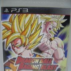 Videojuegos y Consolas: JUEGO PLAYSTATION 3 DRAGON BALL RACING BLAST. Lote 102959263