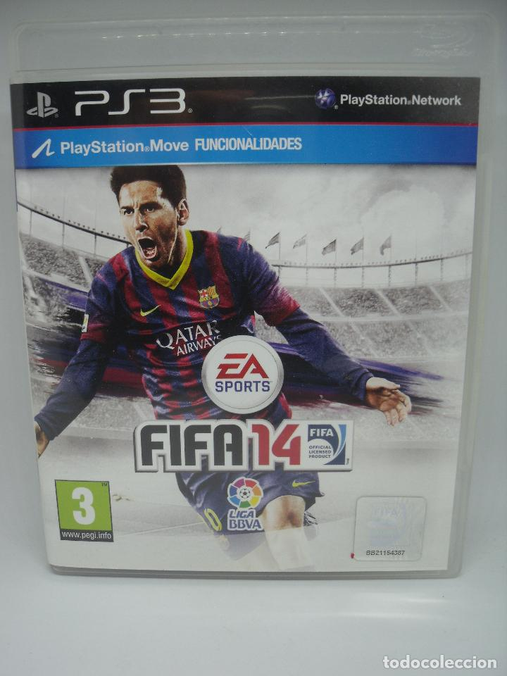 JUEGO PLAYSTATION 3 FIFA 14 (Juguetes - Videojuegos y Consolas - Sony - PS3)