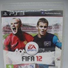 Videojuegos y Consolas: JUEGO PLAYSTATION 3 FIFA 12. Lote 103054415