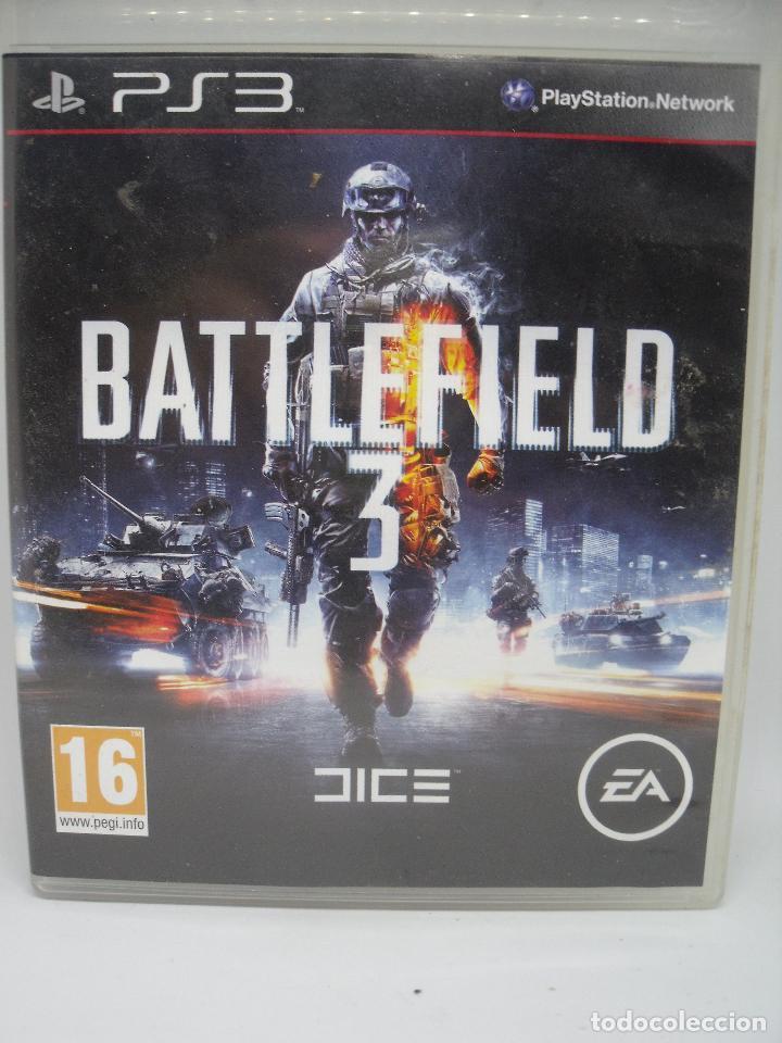 JUEGO PLAYSTATION 3 BATTLEFIELD (Juguetes - Videojuegos y Consolas - Sony - PS3)