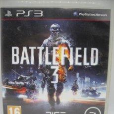 Videojuegos y Consolas: JUEGO PLAYSTATION 3 BATTLEFIELD. Lote 103055147